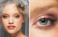 как подобрать свадебный макияж по цвету глаз и волос