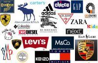 логотипы разных брендов
